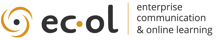 Logo ec-ol   enterprise communication & online learning